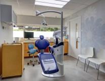 tandarts Zuidhorn - behandelkamer Dental Clinics Zuidhorn