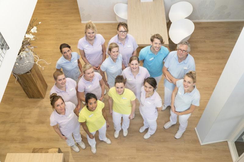 tandarts Zuidhorn - team Dental Clinics Zuidhorn