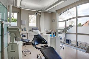 Moderne tandartsengroepspraktijk