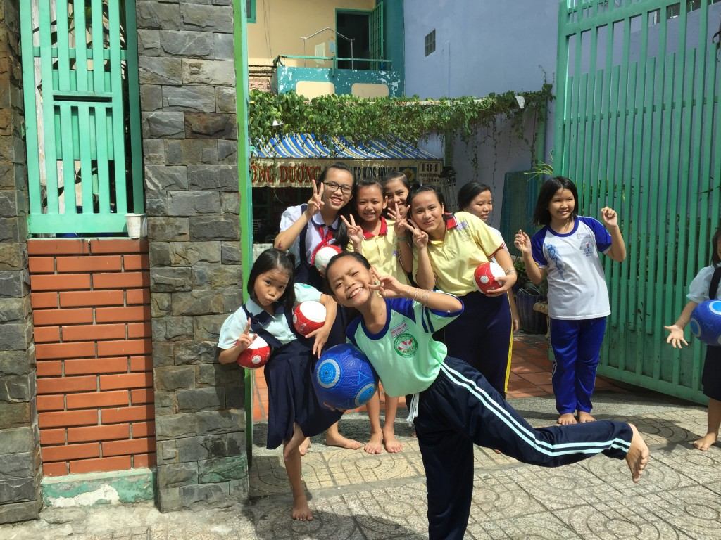 K.I.D.S. opvanghuis Vietnam