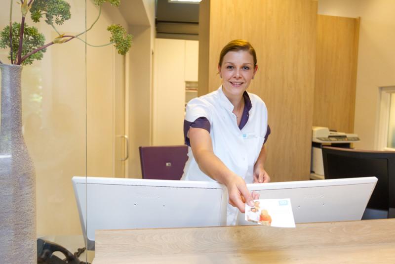 tandartspraktijk Ermelo - folder Dental Clinics Ermelo