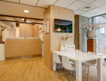 tandarts Ermelo - interieur Dental Clinics Ermelo