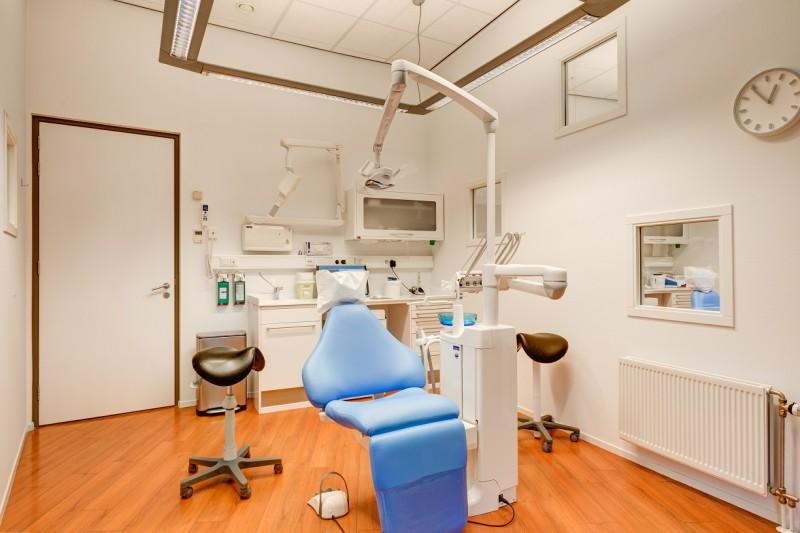 tandartspraktijk Ermelo - behandelkamer Dental Clinics Ermelo