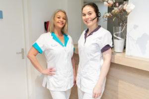 tandartspraktijk Bilthoven - receptie Dental Clinics Bilthoven
