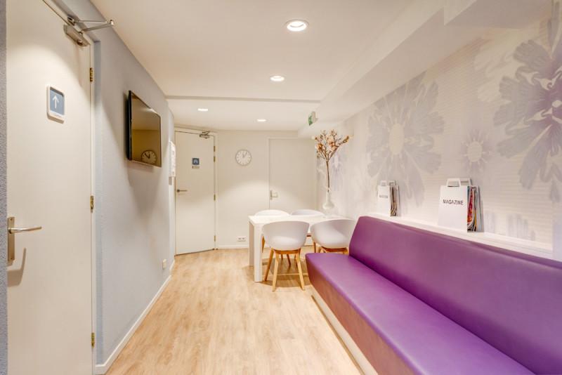 tandartspraktijk Bilthoven - wachtkamer Dental Clinics Bilthoven
