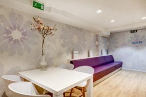 tandarts Bilthoven - wachtkamer tandarts Dental Clinics Bilthoven