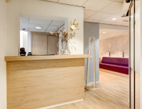tandarts Bilthoven - interieur Dental Clinics Bilthoven