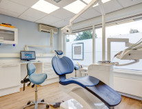 tandarts Bilthoven - behandelkamer Dental Clinics Bilthoven