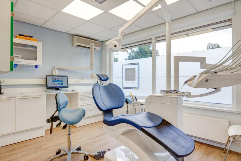 tandarts Bilthoven - behandelkamer Dental Clinics Bilthoven