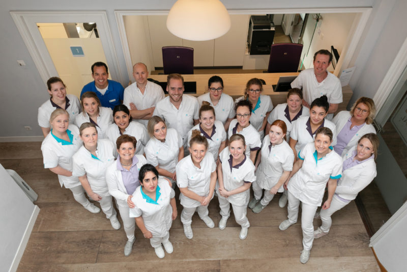 team Veenendaal De Vallei - team Dental Clinics Veenendaal De Vallei