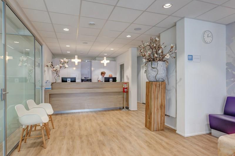 interieur Dental Clinics Den Haag Laan van Meerdervoort