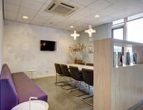 tandarts Groningen - wachtkamer Dental Clinics Groningen Vinkhuizen