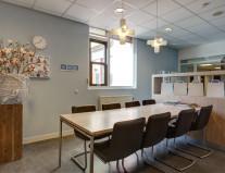tandartspraktijk Groningen - wachtkamer Dental Clinics Groningen Vinkhuizen
