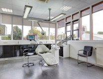 tandarts Groningen - behandelkamer Dental Clinics Groningen Vinkhuizen