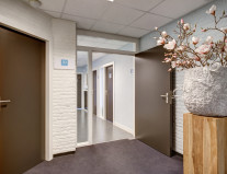 tandartspraktijk Groningen - interieur Dental Clinics Groningen Vinkhuizen