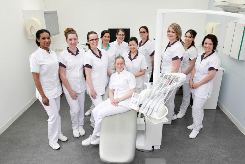 tandarts Groningen Vinkhuizen - team Dental Clinics Groningen Vinkhuizen