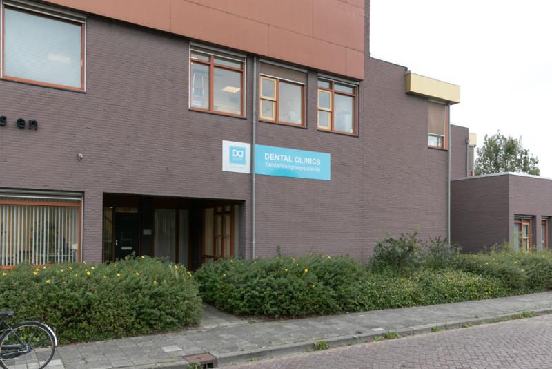 tandarts Groningen - gebouw Dental Clinics Groningen Vinkhuizen