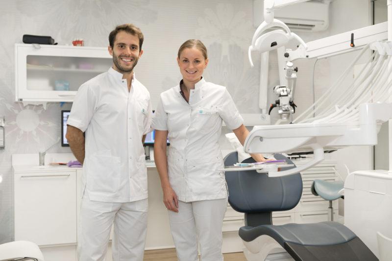 tandartsengroepspraktijk Dental Clinics Den Haag Laan van Meerdervoort