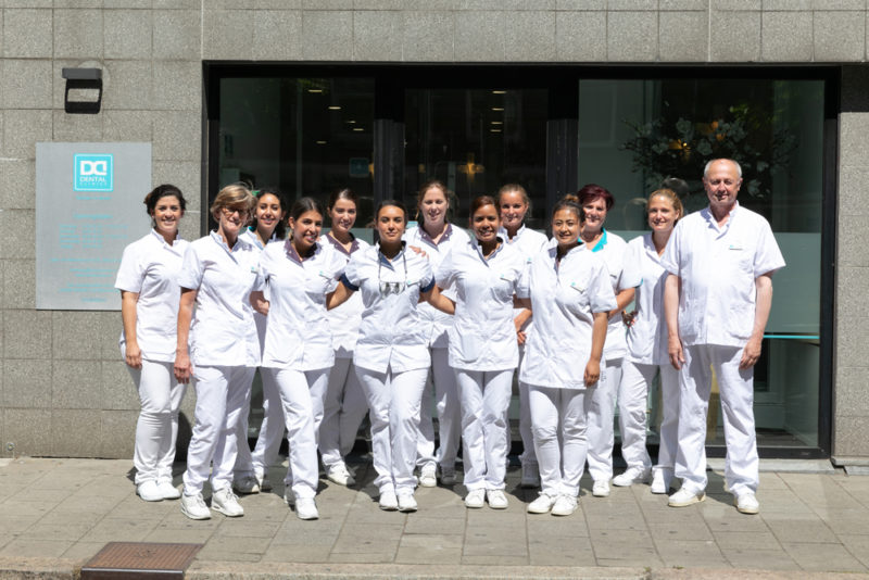 team Dental Clinics Den Haag Laan van Meerdervoort
