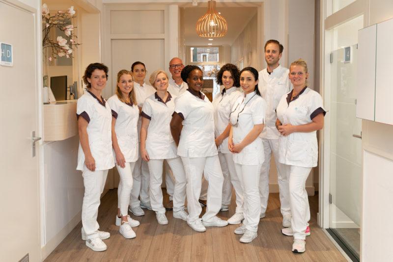 tandarts Koog aan de Zaan - team Dental Clinics Koog aan de Zaan