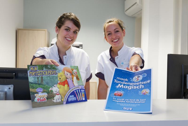 tandarts kinderen Koog aan de Zaan - tandartspraktijk Dental Clinics Koog aan de Zaan