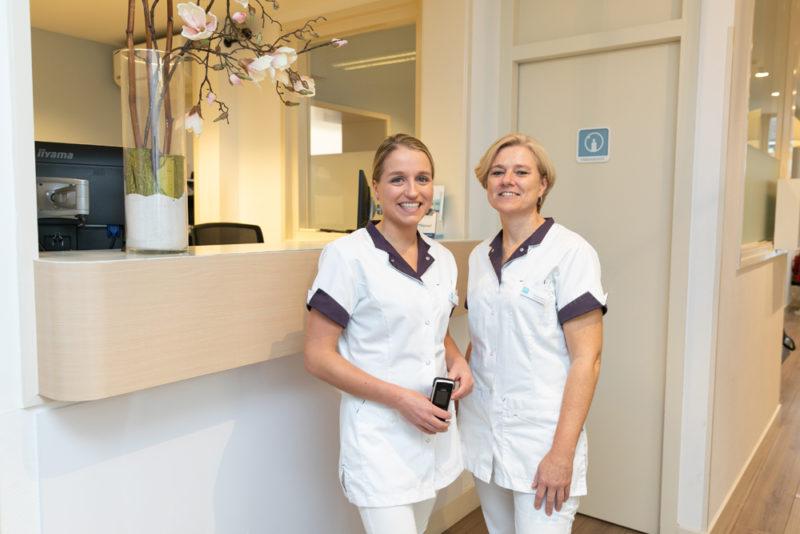 tandarts Koog aan de Zaan - receptie Dental Clinics Koog aan de Zaan