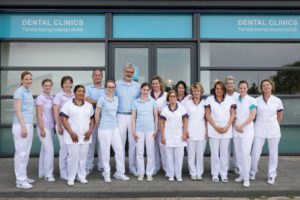 tandarts Colmschate - team Dental Clinics Colmschate