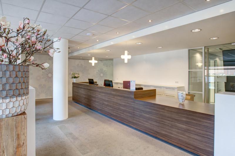 tandartspraktijk Deventer - receptie Dental Clinics Colmschate