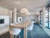 tandarts Colmschate - interieur Dental Clinics Colmschate