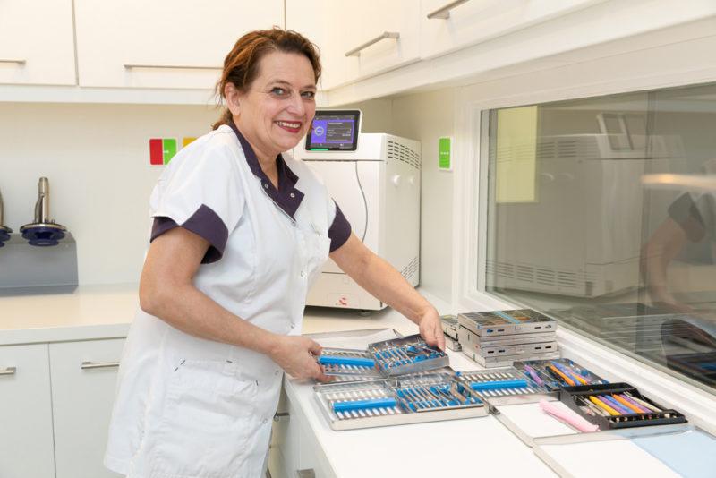 tandartspraktijk Colmschate - veiligheid Dental Clinics Colmschate