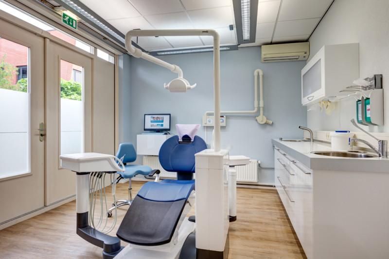 tandarts Hoorn - behandelkamer Dental Clinics Hoorn
