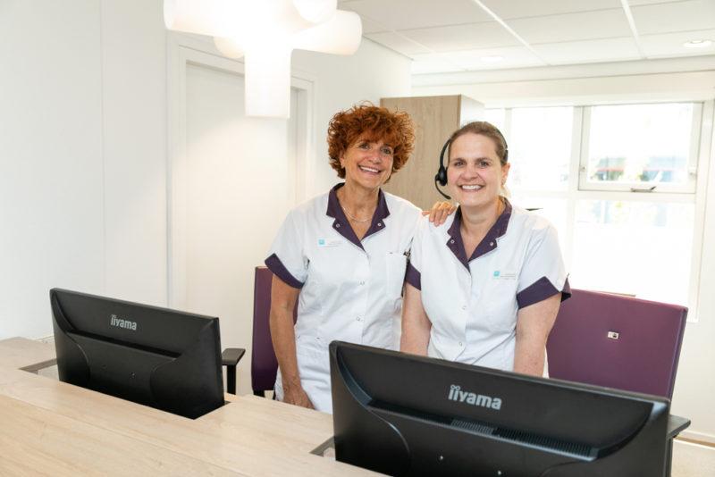 tandartspraktijk Hoorn - receptie Dental Clinics Hoorn