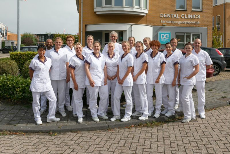 tandarts Hoorn - team Dental Clinics Hoorn