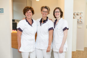 tandartspraktijk Zeewolde - receptie Dental Clinics Zeewolde