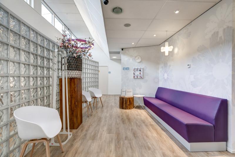 tandartspraktijk Zeewolde - wachtruimte Dental Clinics Zeewolde