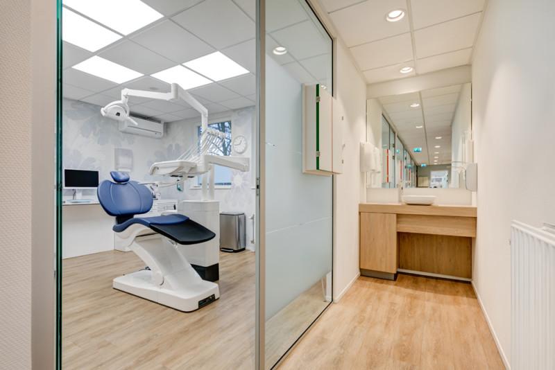 tandarts Veenendaal west - interieur Dental Clinics Veenendaal de Reede