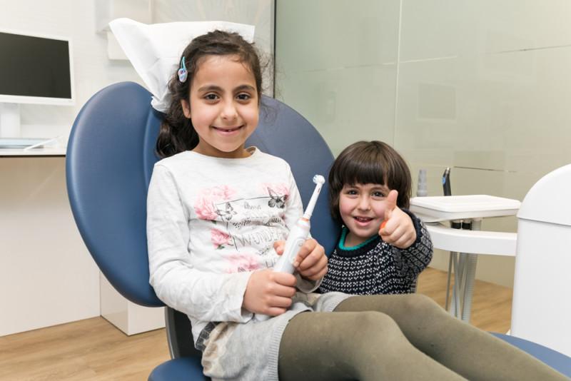 mondhygiënist Veenendaal west - tandarts Dental Clinics Veenendaal de Reede