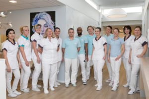 tandarts Almere Kruidenwijk - team Dental Clinics Almere Doddegrasweg