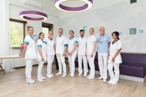 tandartsenpraktijk Almere Perspectief - team Dental Clinics Almere Perspectief
