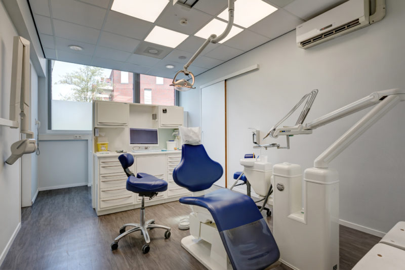 tandartspraktijk Pijnacker - interieur Dental Clinics Pijnacker