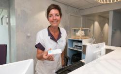 tandartspraktijk Pijnacker - receptie Dental Clinics Pijnacker