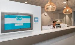 tandarts Pijnacker - receptie Dental Clinics Pijnacker