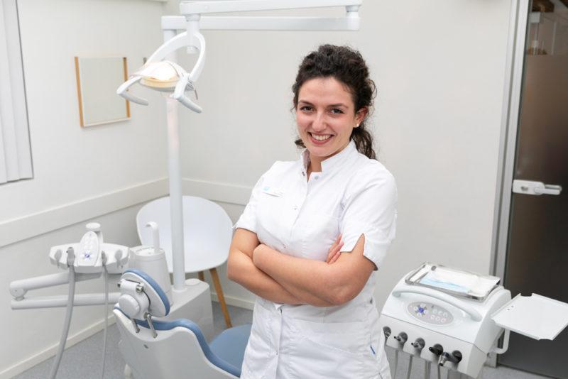tandartspraktijk schoonhoven-behandelkamer