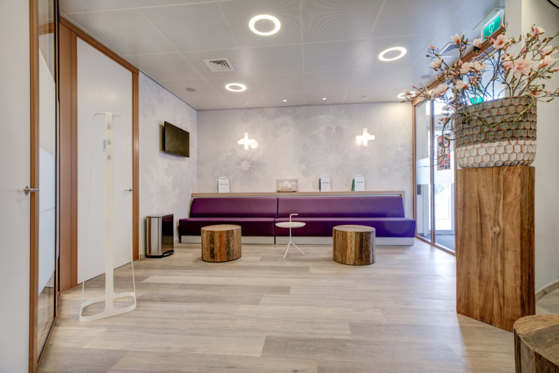 tandarts Krommenie - interieur Dental Clinics Krommenie