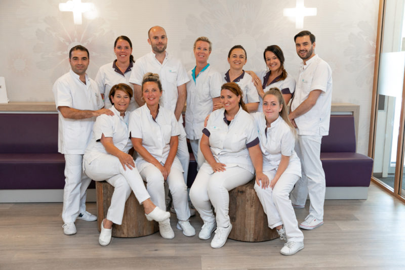 tandartspraktijk Krommenie - team Dental Clinics Krommenie