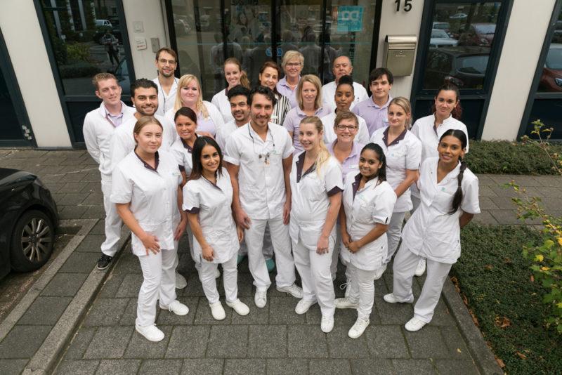 tandartspraktijk Nieuwegein - team Dental Clinics Nieuwegein