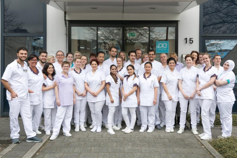tandarts Nieuwegein - team Dental Clinics Nieuwegein
