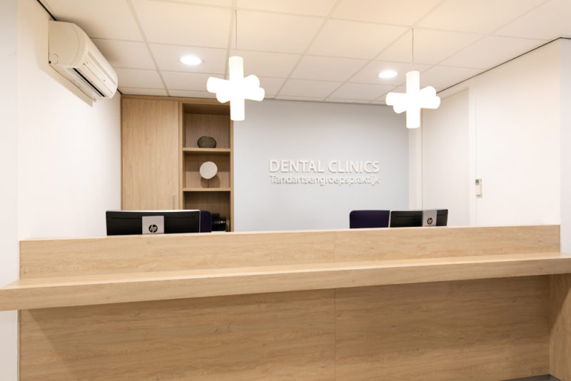tandarts Nieuwegein - interieur