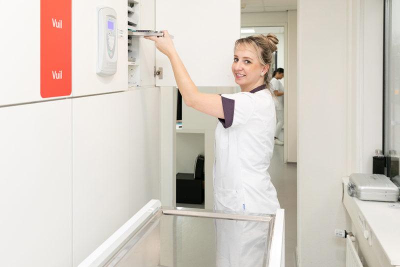 tandarts Nieuwegein-sterilisatie