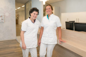 tandarts Gouda Burghvliet - receptie Dental Clinics Gouda Burghvliet